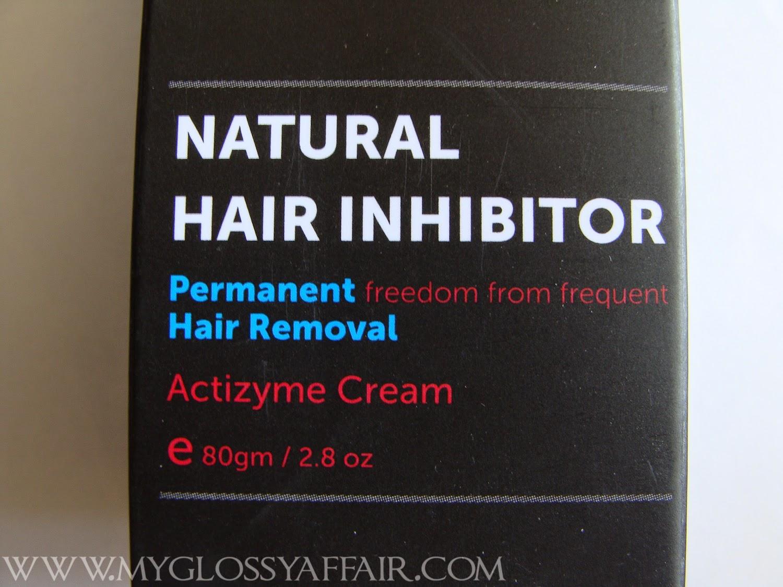 Barever Natural Hair Inhibitor