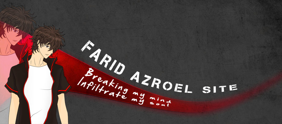 Farid Azroel Site