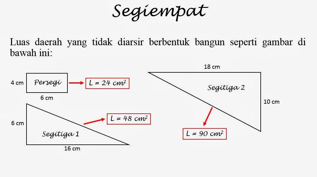 Soal Dan Pembahasan Matematika 4 Smp Negeri 1 Situbondo