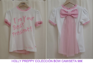 HolyPreppy camiseta