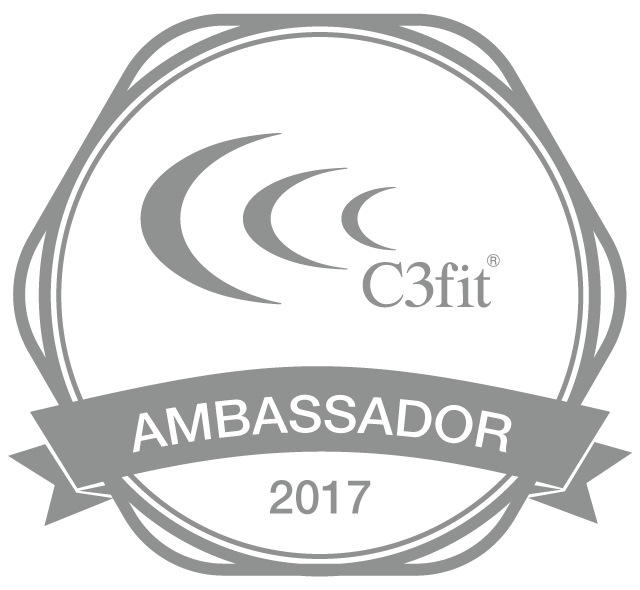 C3fit_usa Brand Ambassador - 2017, 2018