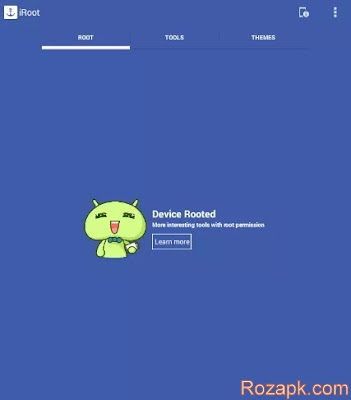 iRoot v2.2.6 Apk Latest Version For Android(root any android device)