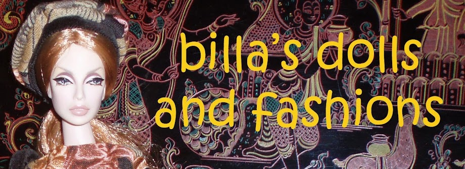 billa's dolls and fashions