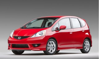 Honda Fit model value in used car market 68687