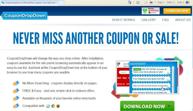 CouponDropDown