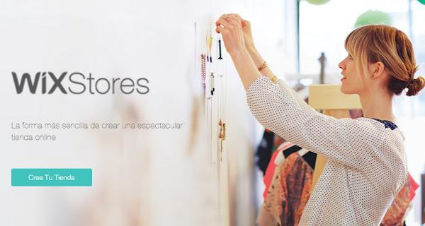 Crear tienda online con WixStores