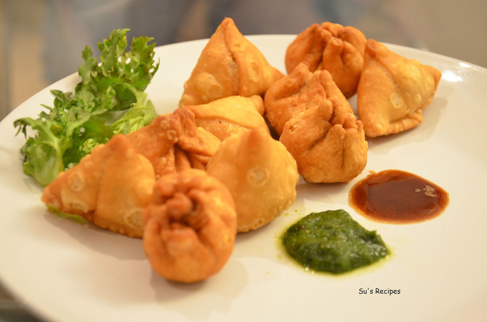 mini, potli, samosa, chaats, indian, pakistan, snack, appetiser, appetizer, indian street food