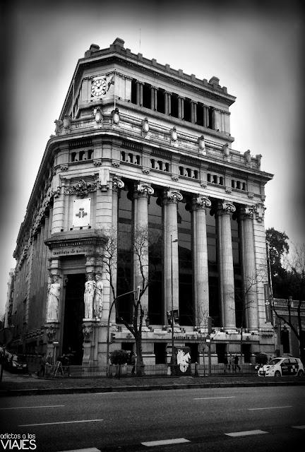 Sede del Instituto Cervantes madrid