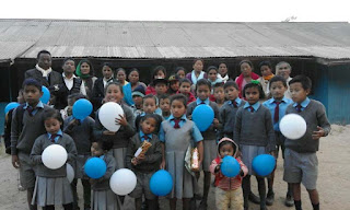 annual prize distribution day at Labdah CP Primary school