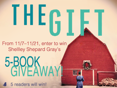 The Gift 5-Book Giveaway