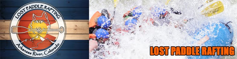 Whitewater Rafting Colorado | Royal Gorge Rafting Trips by Lost Paddle Rafting