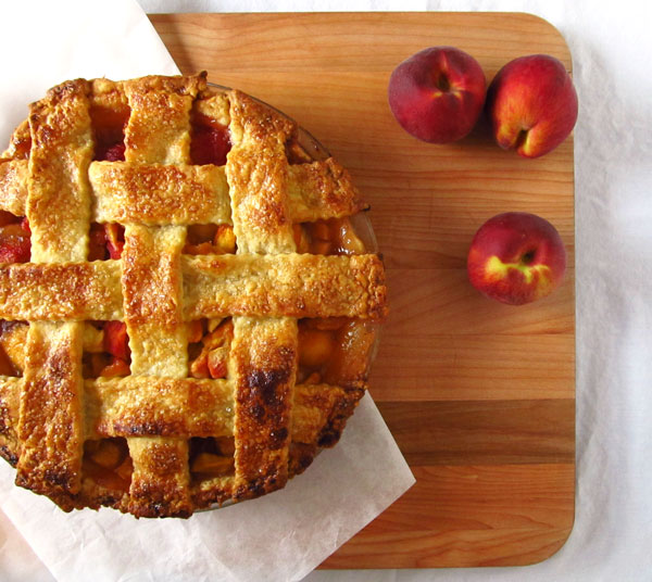 Classic Peachy Peachy Pie