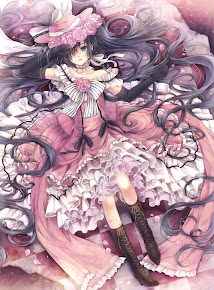Ciel Phantomhive as Girl