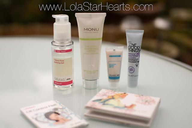 favourites murad monu good things paul & joe prreti best mattifiers mattifying lotion creams gels SPF