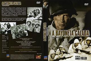 A bayoneta calada ! (1951) - Carátula