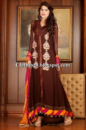 Exclusive eid dress collection 2015 2016 by best dress brands of