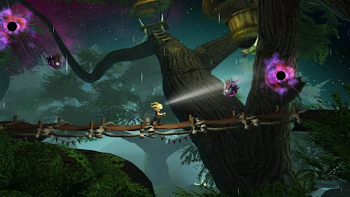 Screen Shot Of Glare (2013) Full PC Game Free Download At Downloadingzoo.Com
