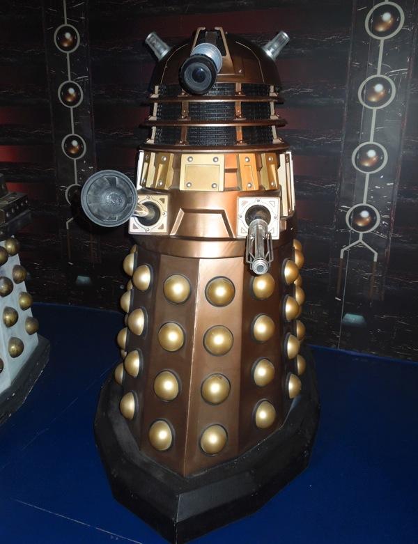 Original 2005 Dalek Doctor Who