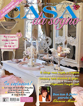 "10.12.2012 A romantic Christmas with LISA LIBELLE FEATURED IN ""CASA DA SOGNO"""