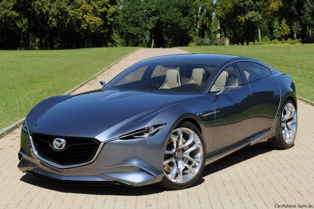 Beautiful According To A Number Of International Reports, Mazda Is Currently  Developing The Next Generation In Its Rotary Powered Sports Cars. Called  The Mazda RX 9, ...