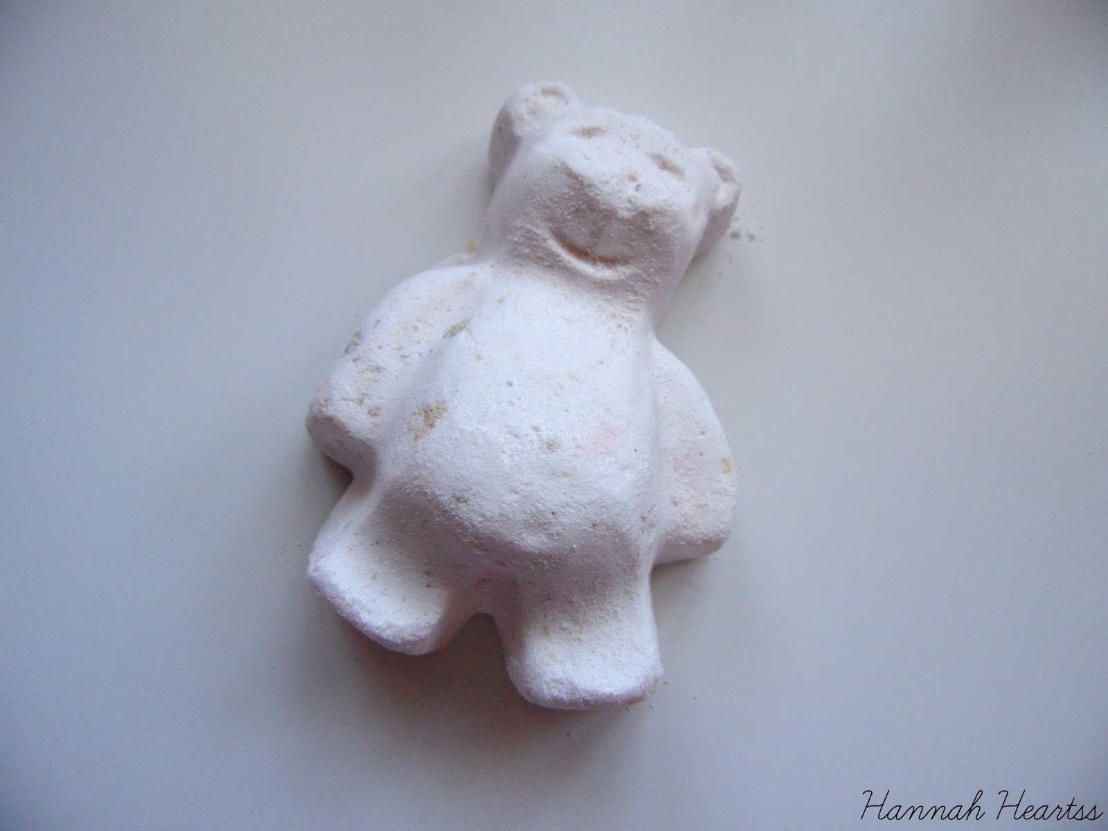 Lush Butterbear Review