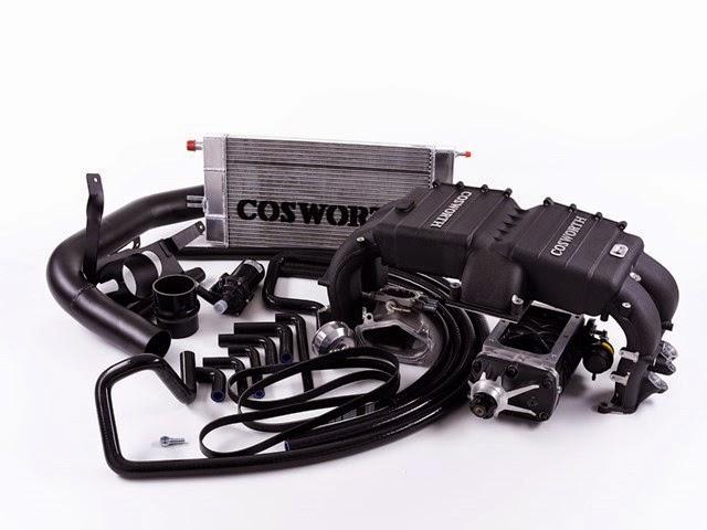 Cosworth lanzó el Stage 2 para el Toyota GT86 y el Subaru BRZ
