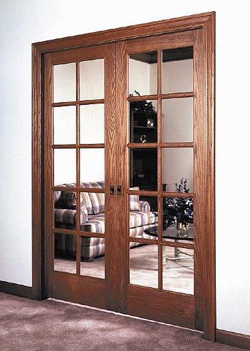 Puertas correderas para espacios peque os ideas para for Puertas decorativas para interiores