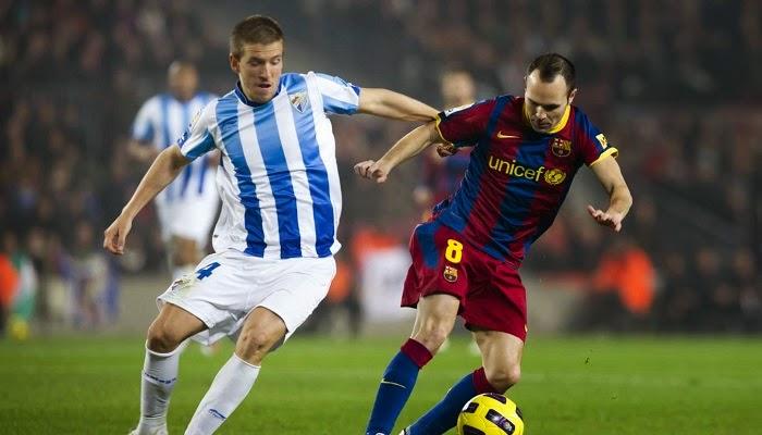 Barcelona vs Malaga en vivo