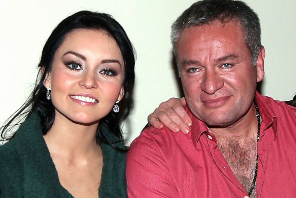 Angelique Boyer Y Jose Alberto Castro