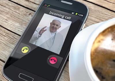 Ferenc pápa, karácsony, katolikus egyház, Mendicino