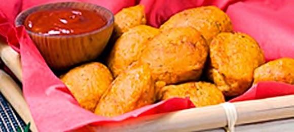 Croquetas De Maiz