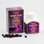 Top Life Grape Seed 24000mg Max 180 Capsules เกรพซีด สารสะกัดจากเมล็ดองุ่น จาก ออสเตรเลีย