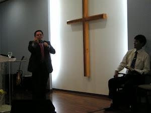Cruzada no Japão 2008