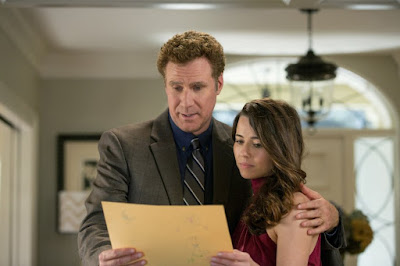 Will Ferrell and Linda Cardellini in Daddy's Home