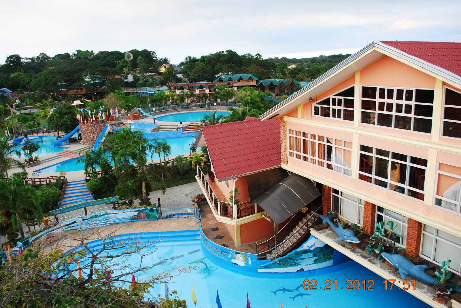 Private Resorts in Bulacan