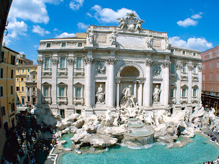 Trevi_Fountain_Rome_Italy_Wallpaper
