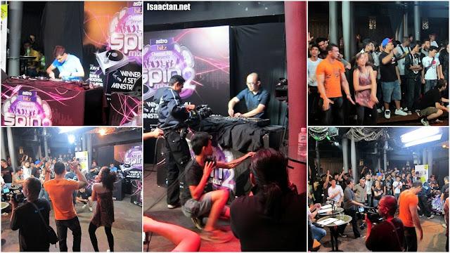 Astro Hitz Spin Master 2 Finale