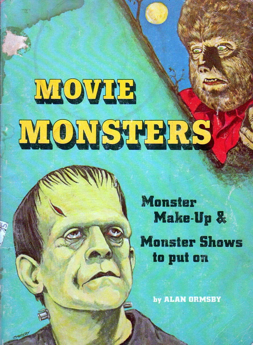 Uncategorized How To Make A Movie As A Kid and everything else too how to make a movie monster i especially love the drawings of kid making frankenstein head oh extra points for fact that ever underrated blacul