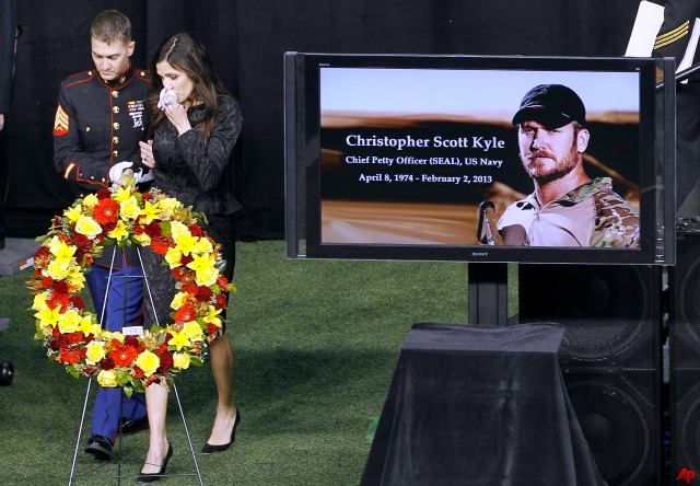 Dreamworld obama says quot give them a vote quot ignores chris kyle murder