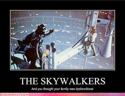 Grandes pensamientos jedis...desde el lado humorístico de la Fuerza Skywalkers