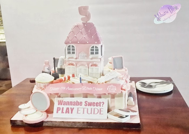 Event: Sweet 5th Anniversary Etude House