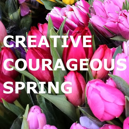 Springtime Recipes + Seasonal DIY + an International Creative Community