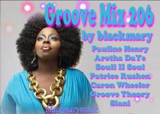 Groove Mix 206