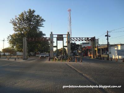 Recién llegado a La Banda, Santiago del Estero - Gambeteandoconladepalo