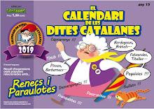 Calendari de Dites Catalanes 2019