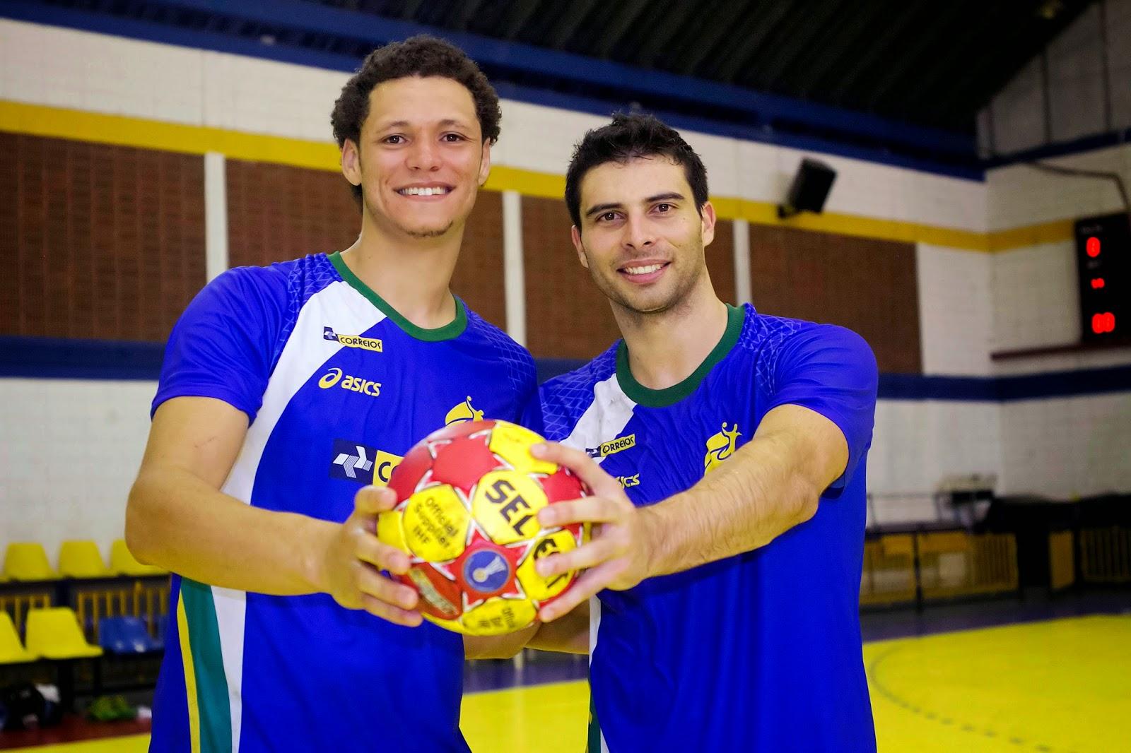 Lista previa de Brasil para el Panamericano de Uruguay 2014 | Mundo Handball