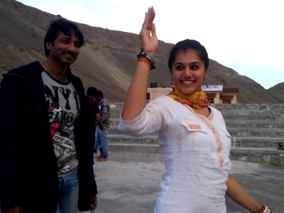 gopichand tapsee sahasam movie stills6