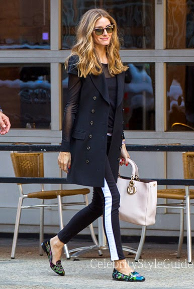 Chic and Silk: FACES: Olivia Palermo! Street Style Vol.5 ...