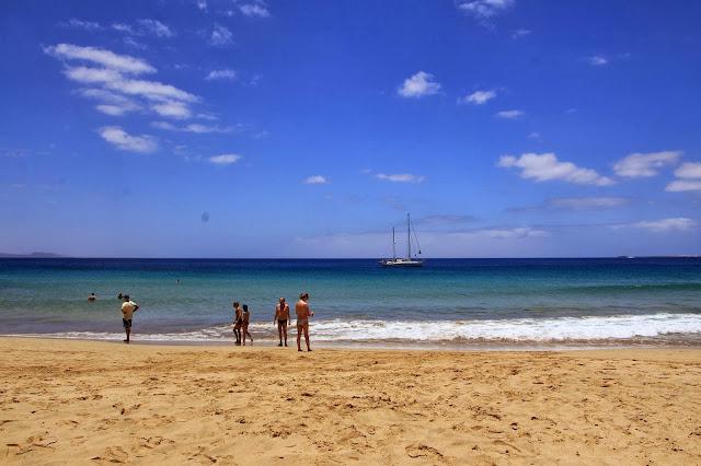 Wyspy Kanaryjskie - Lanzarote, Hiszpania
