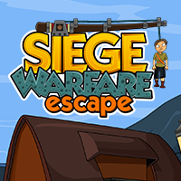 EnaGames Siege Warfare Escape Walkthrough